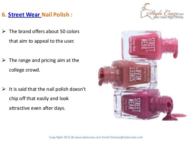 Street Wear Nail Polish