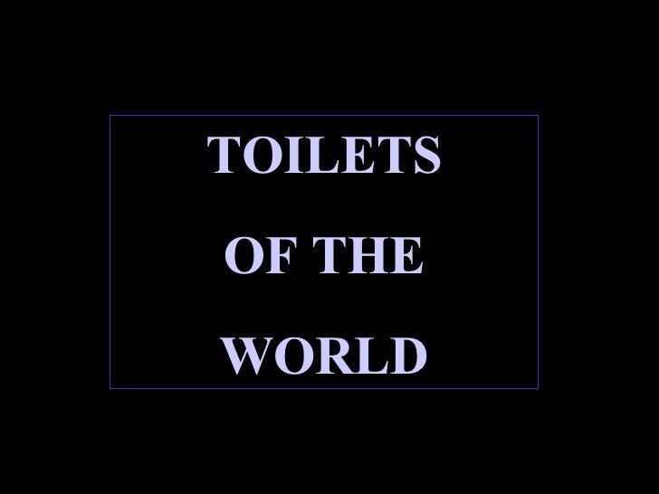 Worlds Toilet