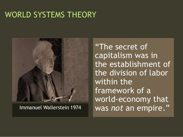the capitalist system essay