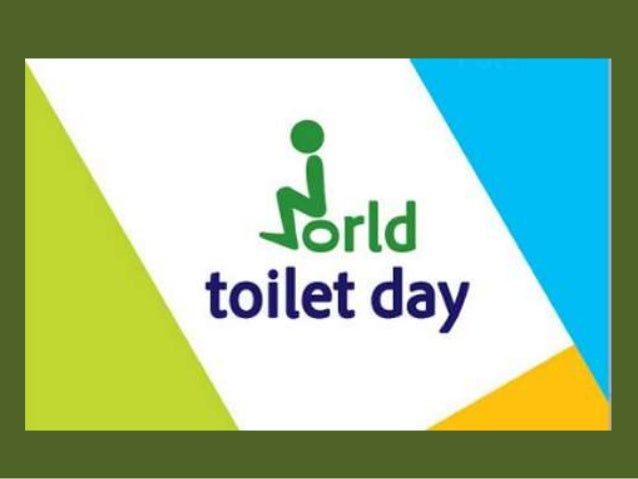 World toilet day 2012