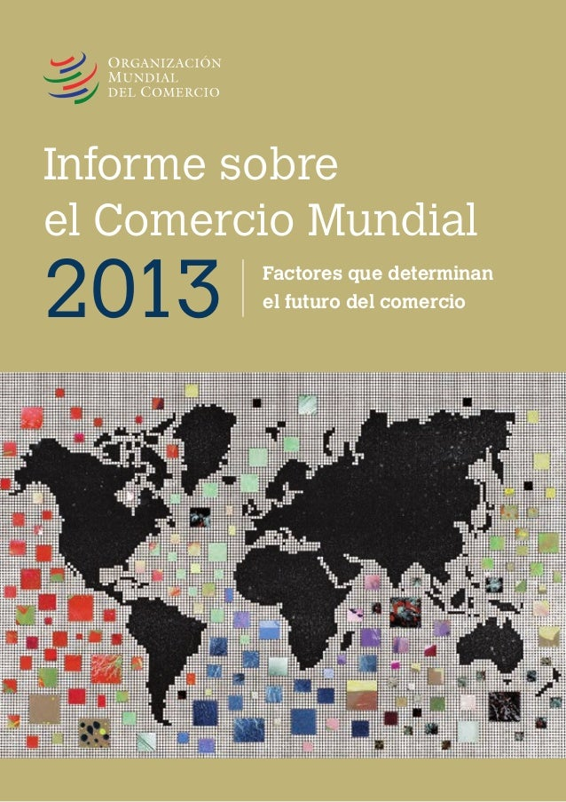 World trade report 2013