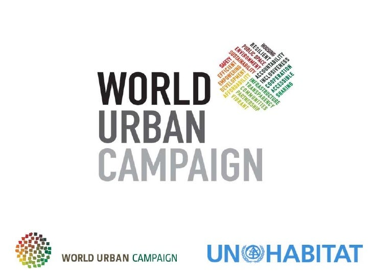 World Urban Campaign