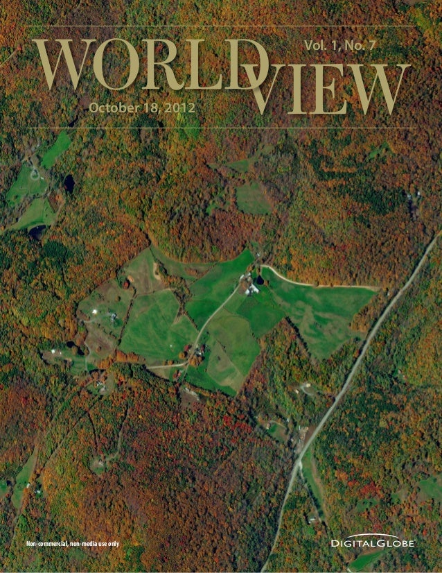 WORLD     VIEW             October 18, 2012                                         Vol. 1, No. 7Non-commercial, non-media...