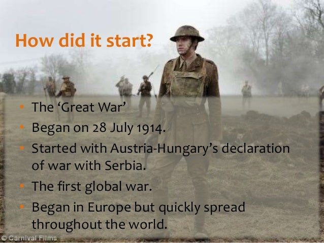 why did the central powers lose the first world war It was obvious that the exhausted troops of the central powers could not even begin to compete with them this way, for the first time, the german soldiers deserted in large numbers, because they acknowledged to have been fighting in a war they had already lost under these circumstances, the german officers were.