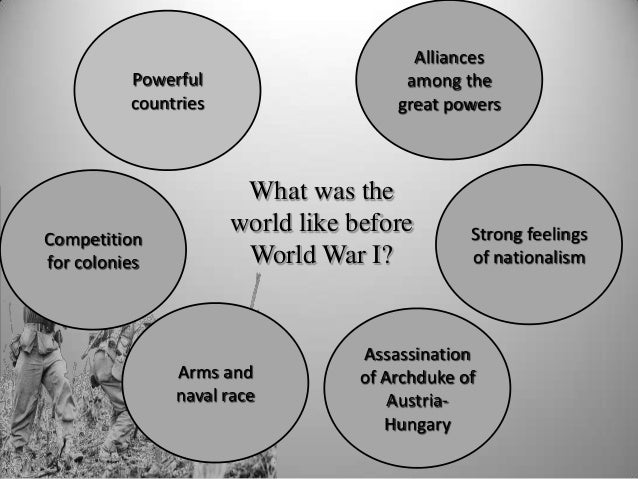 an analysis of the global effects of world war one Isbn: 9780631199687 to explain the process of decolonization in one  of decolonization after the second world war contests  analysis of decolonization.