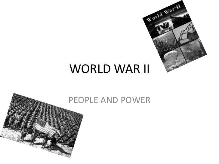 World War 2 by naba's group.