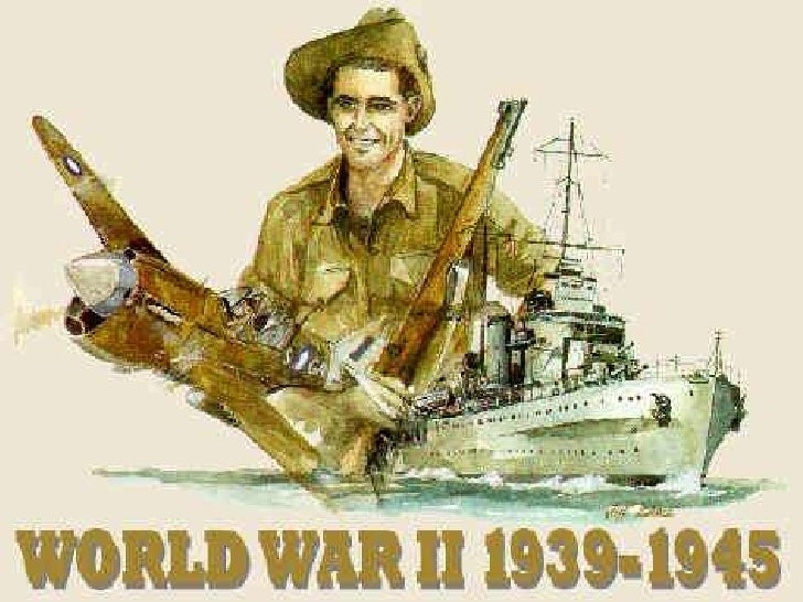 WORLD WAR II & IT'S IMPACT<br />PRESENTED BY:<br />GROUP 13<br />