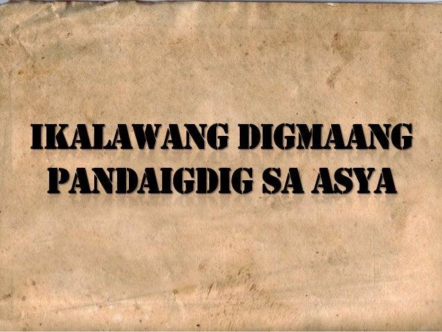 """DAHILAN NG WWII • Ang Kasunduan ng Versailles 1919 – Tinawag na """"armistice"""" (21 taon) • Hindi pagsali ng U.S.A. sa league ..."""