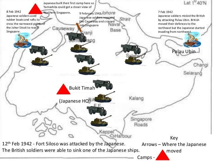 World war ii map of japanese invasion