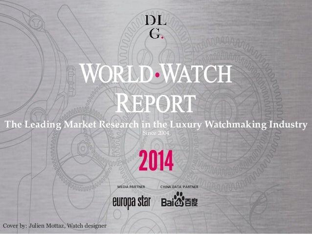 WorldWatchReport™ 2014 Key Findings