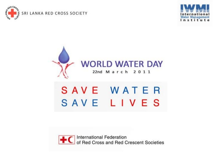 World Water Day<br />22nd March 2011<br />