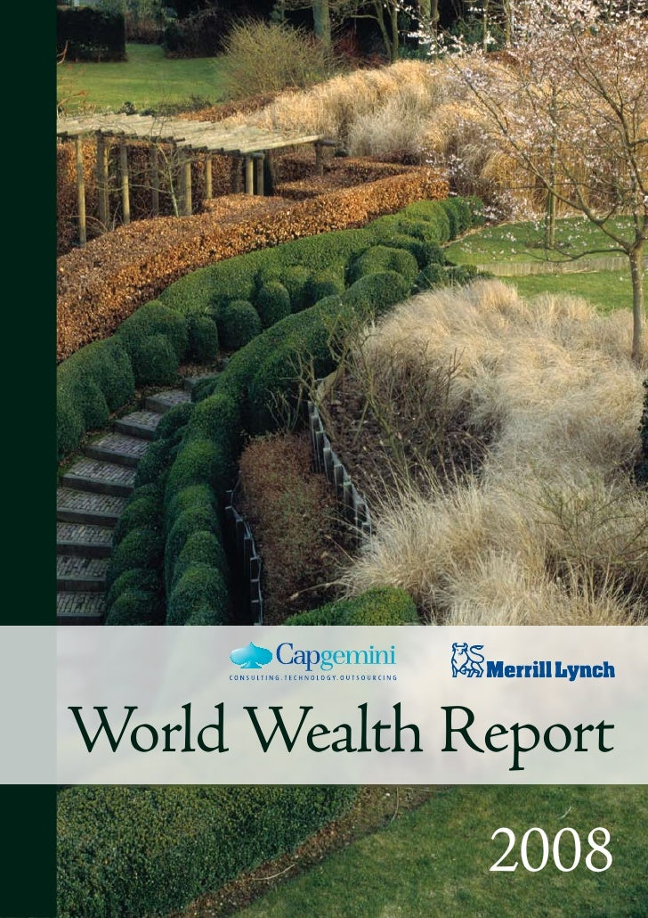 World Wealth Report 2008