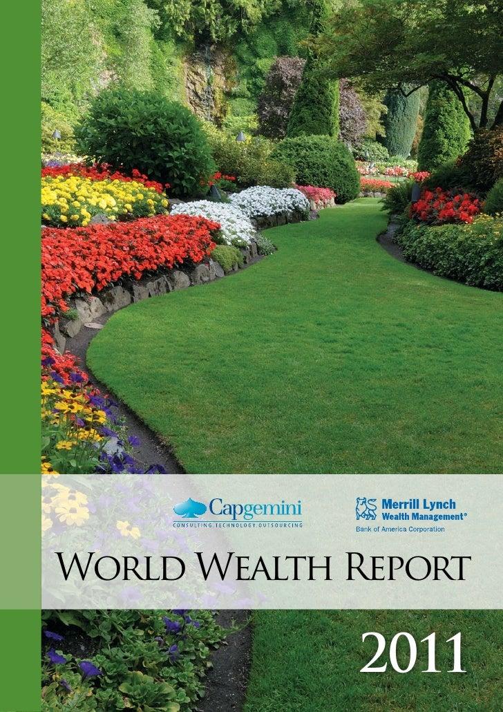 World Wealth Report 2011