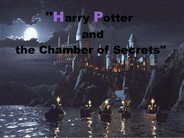 Harry Potter and the Chamber of Secrets by Group 2