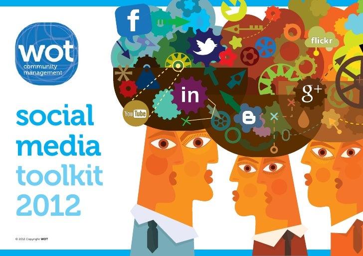 WOT - socialmediatoolkit 2012