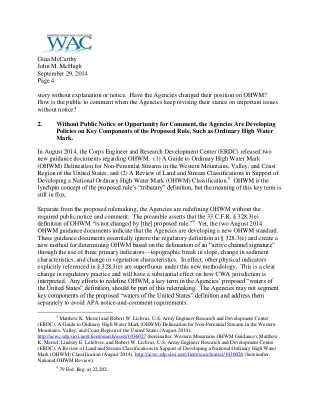 Withdrawal Letter From The Us Bureau Of Reclamation To . Request ...