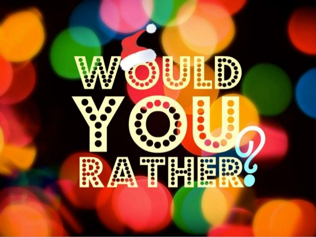 Would you-rather-game