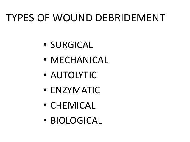 Wound care lecture