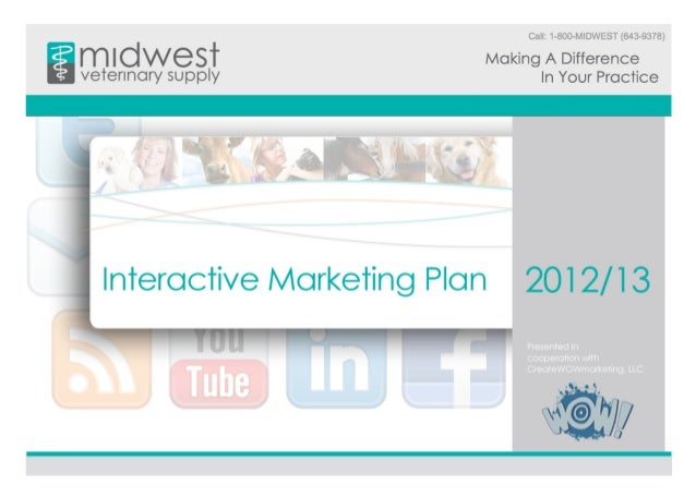 WOW-MidwestVet - Corporate SM Marketing / Revenue Generation