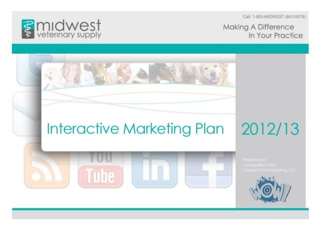 WOW-MidwestVet - Corporate SM Marketing / Revenue Generation