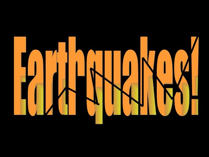 Wow earthquake