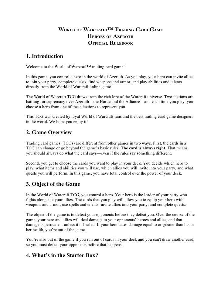 Wow rulebook17aug2006 en