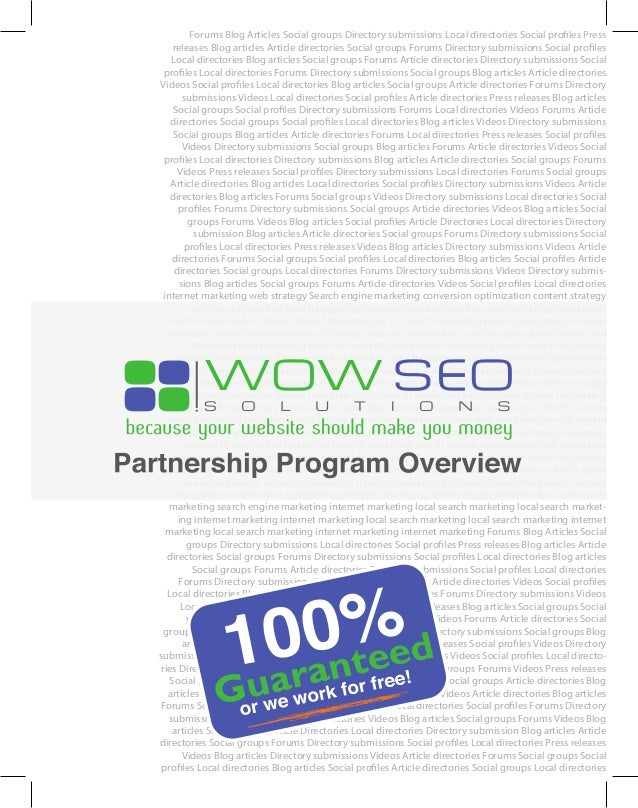 WOW SEO Solutions