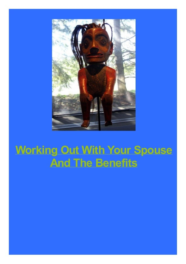 Working Out With Your Spouse And The Benefits