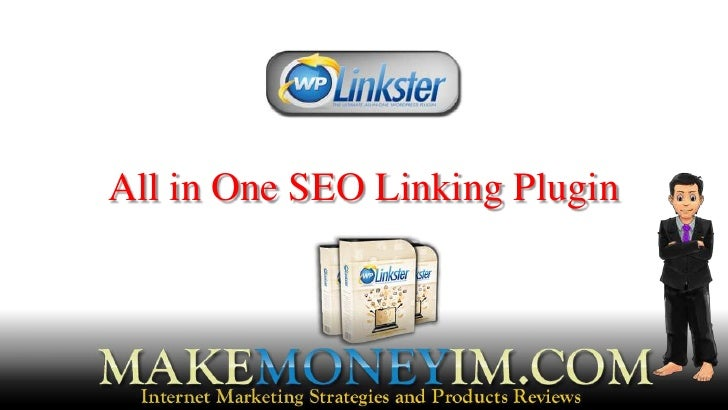 Wp Linkster: All in one SEO Plugin 2012. Customize, Track, update all links with one click.