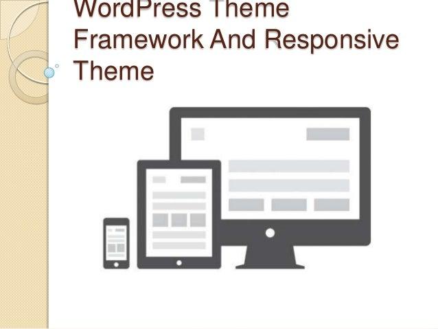 WordPress ThemeFramework And ResponsiveTheme