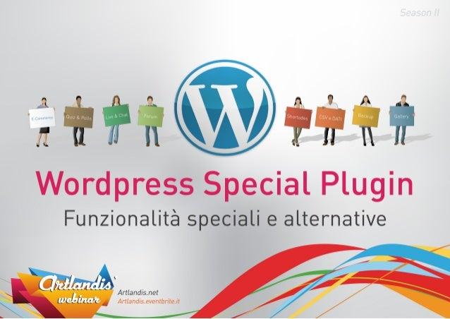 Wordrpess Special Plugin