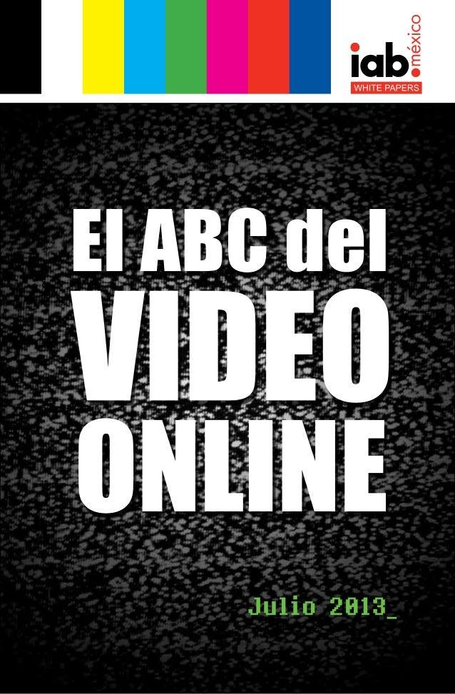 INTRODUCCIÓN El escenario está puesto y el momentum de México para explotar el potencial del video online y la publicidad ...
