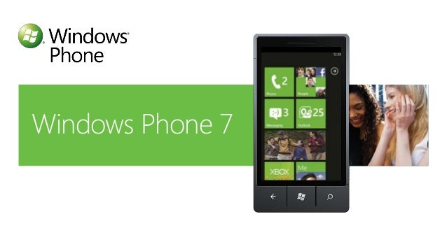 OpenMIC 8 - Windows Phone 7 Applications