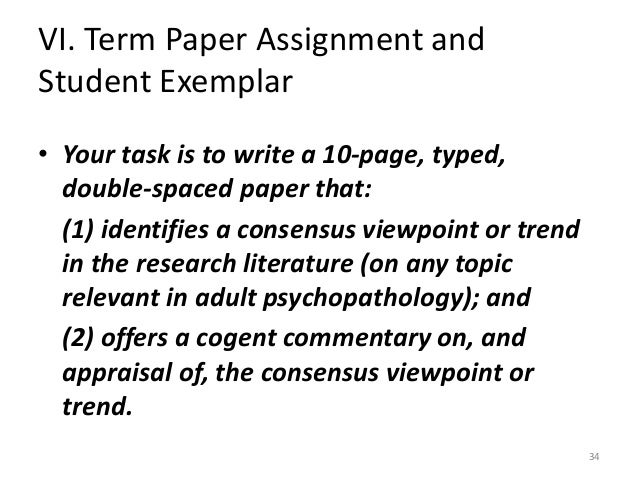 Critical thinking application paper case