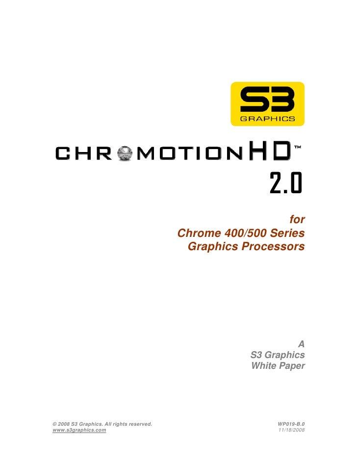 2.0                                                             for                                           Chrome 400/5...