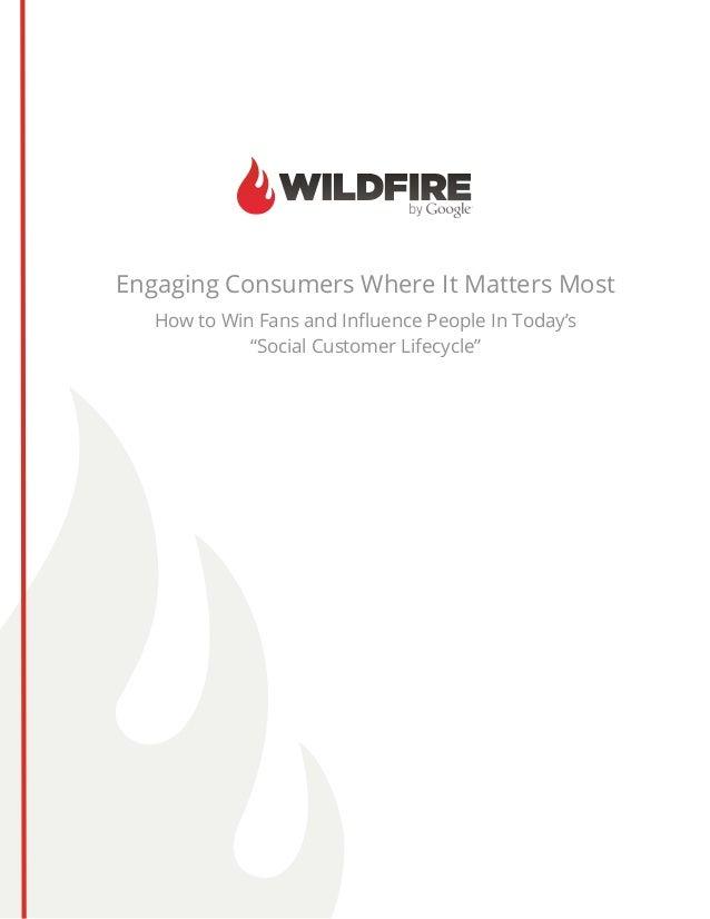 Social Customer Lifecycle