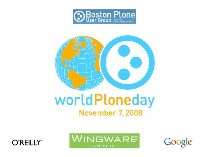 Plone in Higher Education World Plone Day 2008 Cambridge, MA  Michael Trachtman - Partner, Vercadia Systems Nate Aune - Fo...