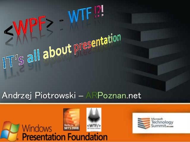 Andrzej Piotrowski – ARPoznan.net