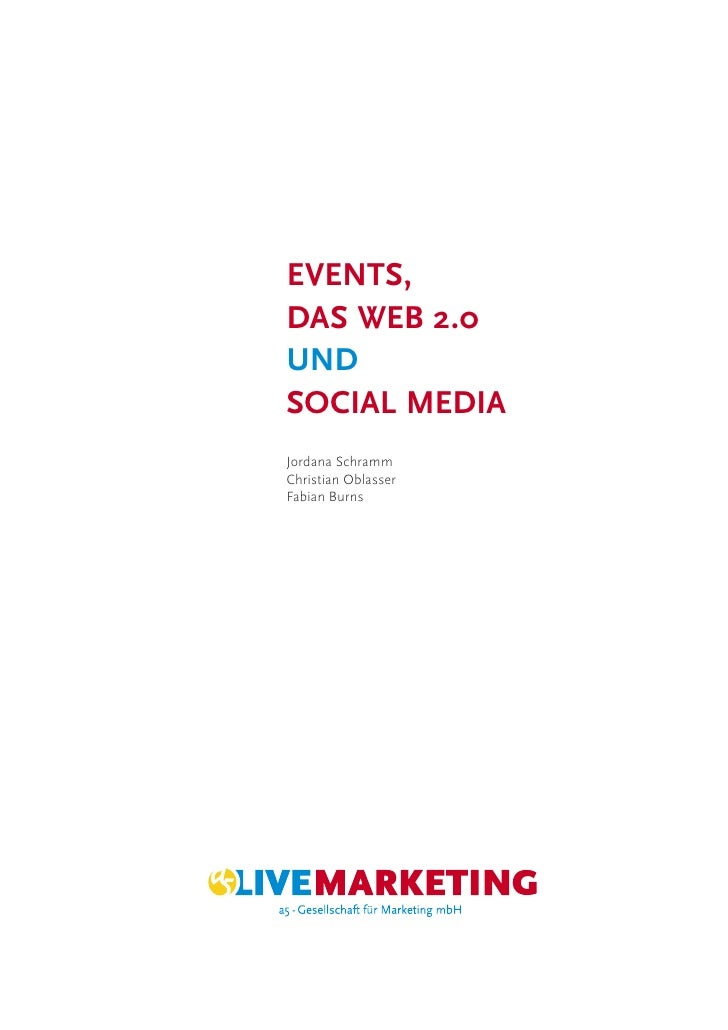 "White Paper ""Events, das Web 2.0 und Social Media"""
