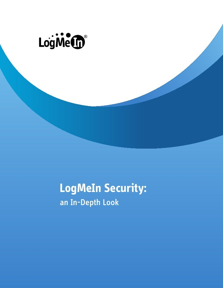 LogMeIn Security: an In-Depth Look