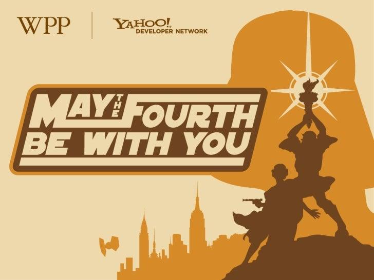 WPP Hackday presentation - YQL