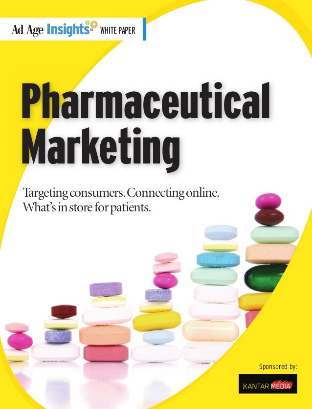 Pharmaceutical Marketing - Whats in store for patients?