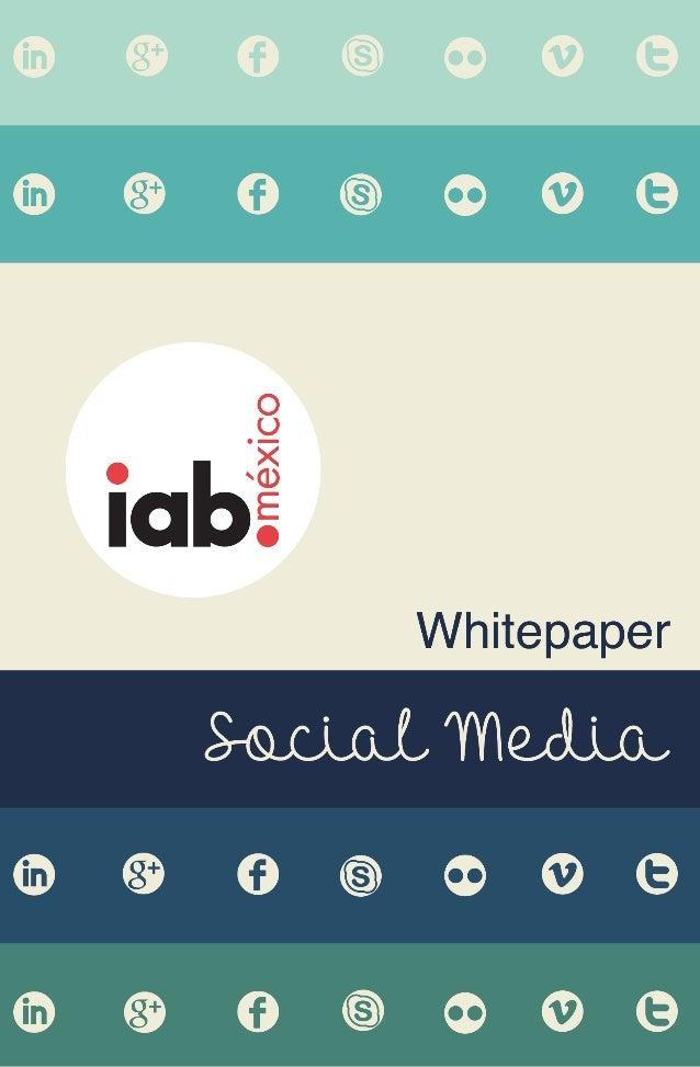 Whitepaper de Social Media