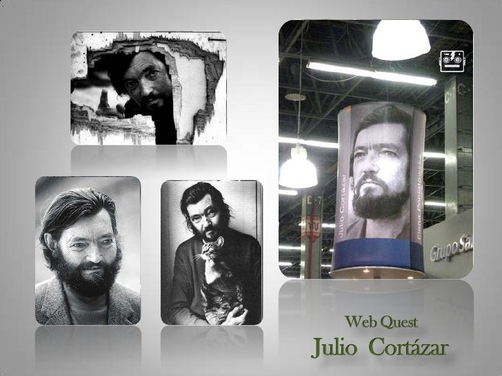 Web QuestJulioCortázar<br />
