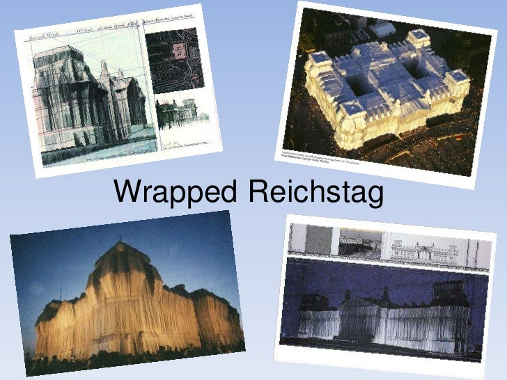 Wrapped Reichstag<br />