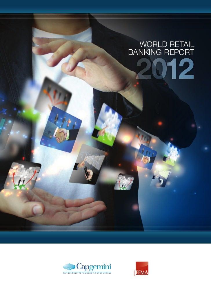 World RetailBanking Report 2012