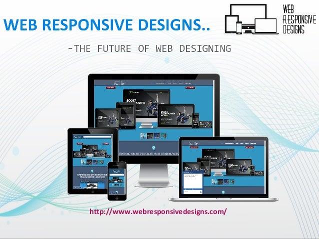 web responsive designs company profile