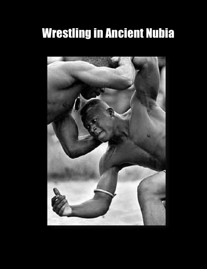 Wrestling in Ancient Nubia