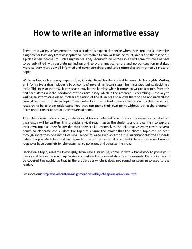 Write my how to write internship essay