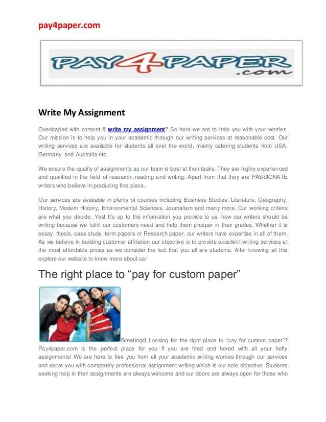 Assignment)Scaffolding) - University of Toronto